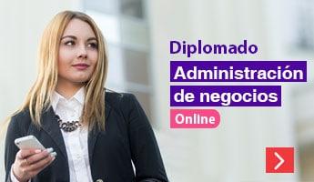 Diplomado en Administración de Negocios Online