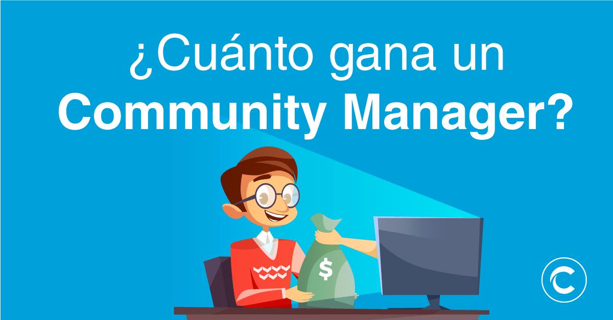 ¿Cuánto gana un Community Manager en México?