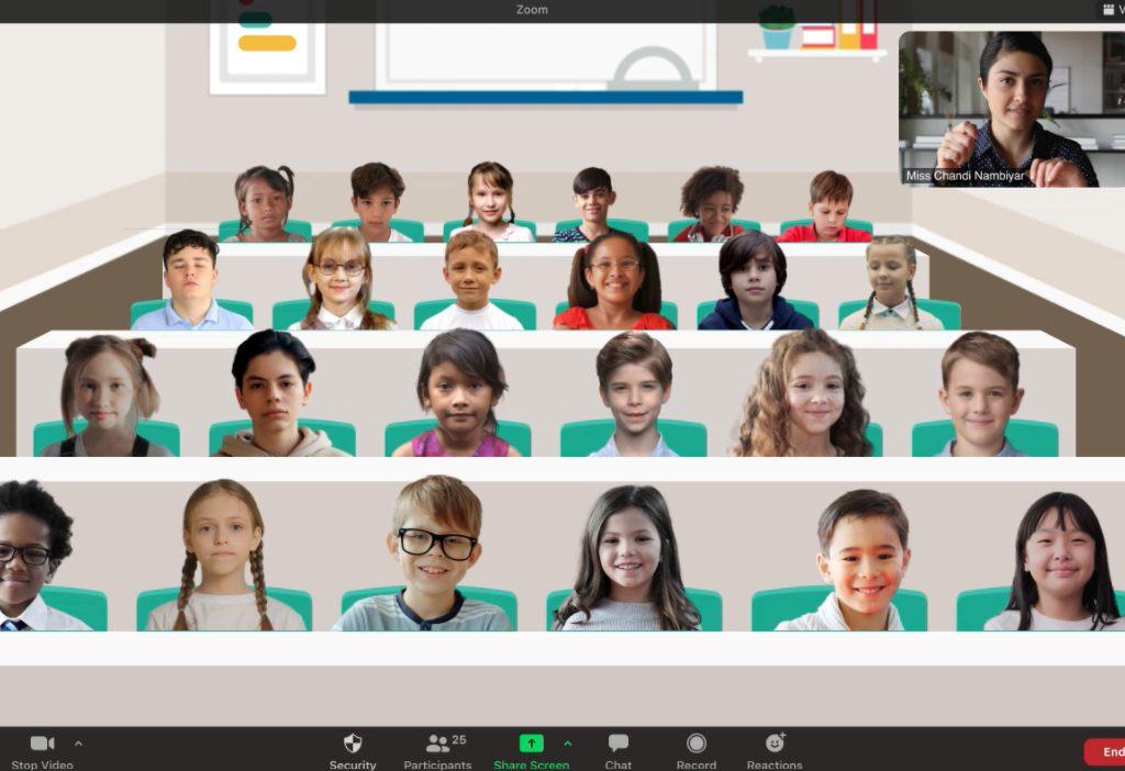 Curso ingles en línea para niños